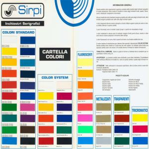 цветна карта