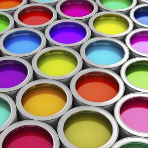 UV мастила