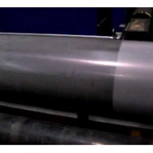 Почистване с лазер на растер вал